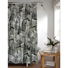 Skyline Shower Curtain Ikea Curtains Washing Decorate The House With Beautiful Curtains