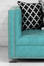 Turquoise Leather Sofa Www Roomservicestore New Sectional In Maverick