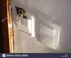 key operated light switch holiday apartment key fob light switch stock photo 30825200 alamy