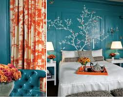 Turquoise And Orange Bedroom Turquoise And Coral Bedroom Suite Kate Byer Interior Design