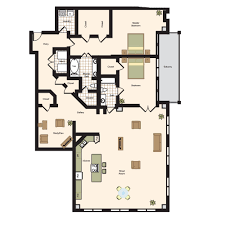 floor plans the museum tower luxury high rise apartments living