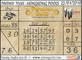 Hongkong Pools Prediksi Terjitu Hongkong Pools 22 January 2018 Prediksi