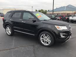 ford explorer 2017 black new 2017 ford explorer for sale chattanooga tn 1fm5k8gt9hgc74620