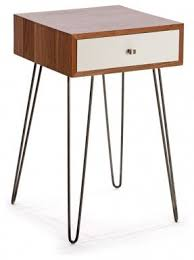 steel nightstands foter