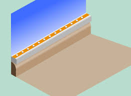 Led Deckenbeleuchtung Wohnzimmer Bauanleitung Led Streifen Indirekte Wandbeleuchtung Selbstgemacht