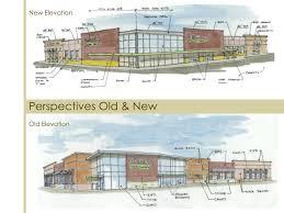 Walmart Floor Plan Walmart U0027s Evolving Design Plan For Fort Worth Neighborhood Market
