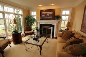 Home Design Living Room Fireplace 24 Cozy Living Room Ideas And Decorating 4176