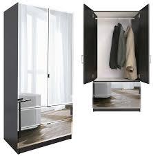 Armoires Wardrobe Armoire With Closet Rod Thesecretconsul Com