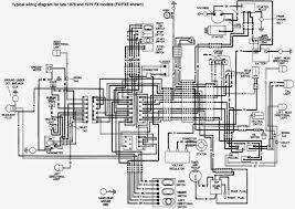 harley davidson sportster wiring diagram with blueprint 2000 883