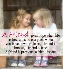 A Place When 7 Qualities Of A Friend Friendship Quotes Friendship And