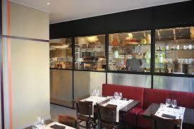 restaurant cuisine ouverte fabricant de cuisine professionnelle haut de gamme et agencement