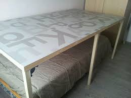 diy folding sewing table innovative folding sewing cutting table cutting table over a bed