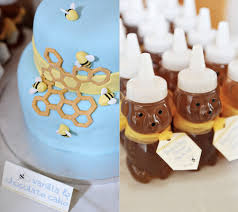 winnie the pooh baby shower favors sweet as hunny inspired winnie the pooh baby shower ideas