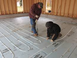 how to install radiant floor heating carpet carpet vidalondon