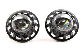 jeep black headlights morimoto super7 bi led headlights 7
