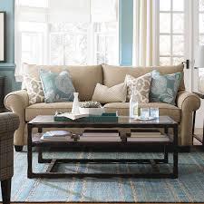 sock arm sofa living room bassett furniture