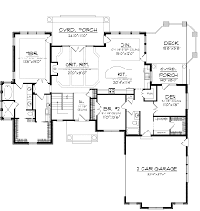 House Plans And More Com Ciboney Sunbelt Ranch Home Plan 051d 0699 House Plans And More