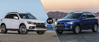 2017 mitsubishi outlander sport limited edition 2016 mitsubishi outlander sport vs 2015 mitsubishi outlander sport