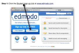 edmodo sign in edmodo sign up shs media center