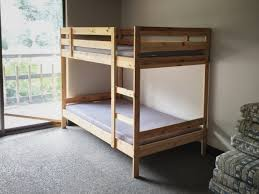 Bunk Bed Wooden File Bunk Bed Wooden Jpg Wikimedia Commons