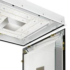 Philips Led Light Fixtures by Surface Mounted Light Fixture Recessed Ceiling Led Linear