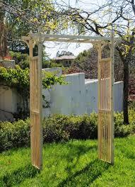 wedding arches supplies outdoor wedding supplies garden arbours arbors and gardens