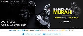 blibli fuji shop beli kamera fujifilm x t20 bundling lebih murah blibli putu mayang