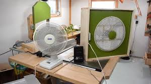 box fan filter woodworking air cleaner with homemade pleated filter