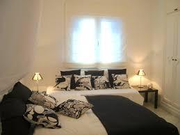 chambre ado noir et blanc chambre ado mur noir