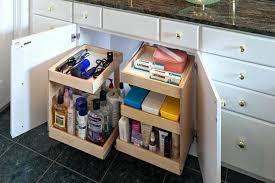 under bathroom sink storage ideas kitchen sink storage ideas sensational design ideas under bathroom