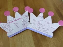 birthday wish book princess birthday card book