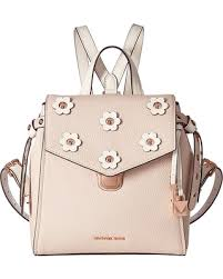 light pink michael kors handbag savings on michael michael kors bristol small backpack soft pink