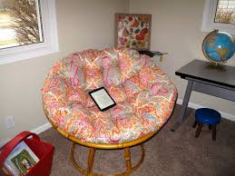 Diy Papasan Cushion Cover by Furniture Decorative Papasan Couch With Rattan Frame On Cozy