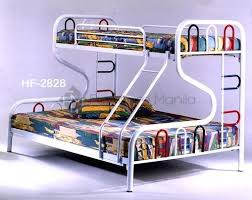 Types Of Bunk Beds Hf2828 R Type Bunk Bed Home Office Furniture Philippines
