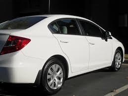 2012 honda civic tire size dutsguru build 2012 honda civic lx sedan white