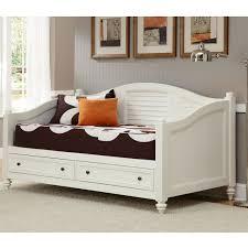 white wood daybed decofurnish