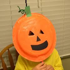 pumpkin mask to make creepy pumpkin masks