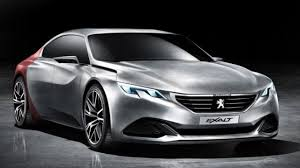 peugeot makes stylish peugeot 508 spied testing on video