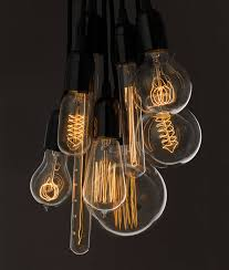 Vintage Lighting Fixture Vintage Light Bulb By Dowsing Notonthehighstreet