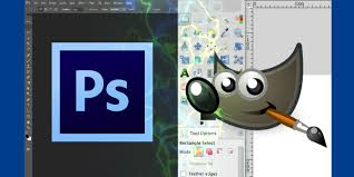 gimp design vs photoshop which one is right for you
