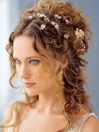 coiffure pour mariage cheveux mi mode coiffure mariage cheveux frisés mi pinteres