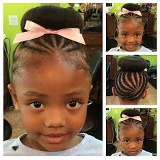 20 cute hairstyles for little black girls cute little black