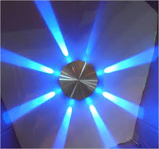 why you should install blue ceiling light into your home home