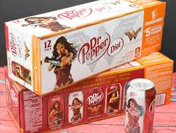 dr pepper movie deal with wonder woman the tiptoe fairy