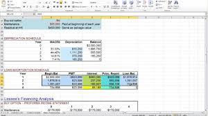 Auto Loan Spreadsheet Lease Buy Analysis On Spreadsheet Pat Obi Youtube