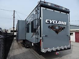 Cyclone 4200 Floor Plan 2015 Heartland Cyclone 4200 Toy Haulers Wichita Falls Tx Patterson Rv