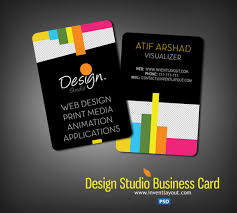 Photoshop Template Business Card Design Studio Business Card Psd Inventlayout Com Download