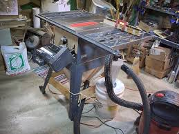table saw vacuum dust collector 25 best table saw dust containment images on pinterest woodworking