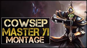 cowsep montage best master yi plays youtube