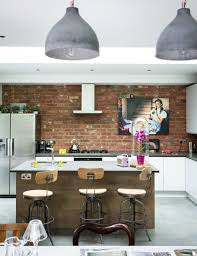 industrial style kitchen islands 42 best cool kitchen designs with a twist images on